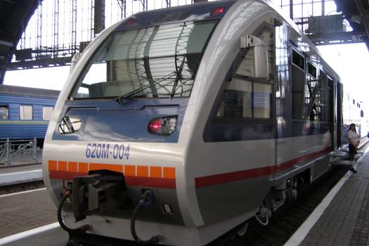 З Рівного доХолма потяг їздитиме зановим графіком